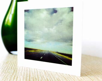"""Friendship/Any Occasion Greeting Card """"Going Home"""""""