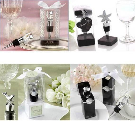 Various Wine Bottle Stopper