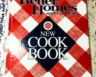 Better Home and Gardens  NEW COOKBOOK dated 1996