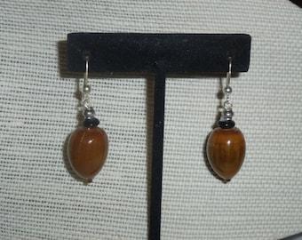 Acorn Earrings #80