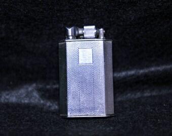 Vintage McMurdo Pocket Lighter PAT.NO. 590958 Made In England - 1940's