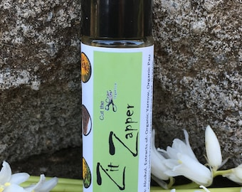 Zit Zapper - Organic Herbal Acne Roll-On