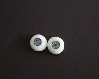Bjd Ball Joint Doll Resin Eyes 12mm