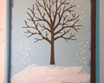 Snow White Christmas Card (12)