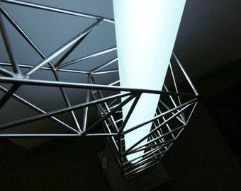 Sculpture, Decorative Light, Floor Lamp