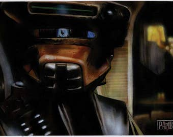 Boushh the Bounty Hunter - Fearless and inventive.