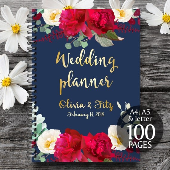 diy wedding binder templates - printable wedding planner wedding planner book diy wedding