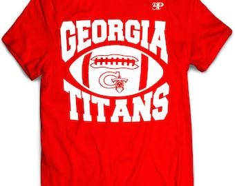Georgia Titans Custom Team Shirt
