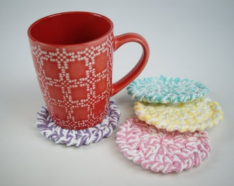 Spring Coasters - Set of 4