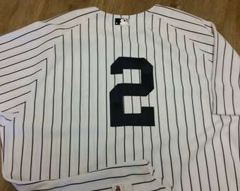 Yankees jersey size 52/ 2XL, NEW,NWT, majestic authentic jersey, Derek Jeter,new York Yankees
