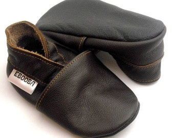 Handmade Leather Little Boy Shoes