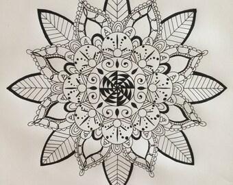 Mandala & Zentangle
