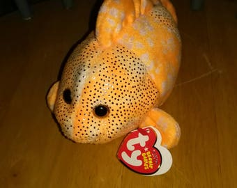 TY Beanie baby fish named Reefs