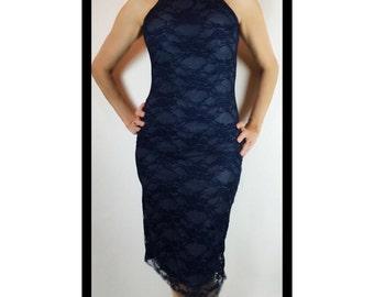 dress, Argentine tango, lace dress, dancewear