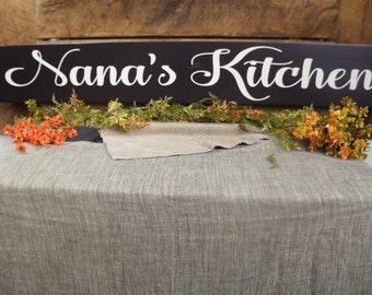 Nanas kitchen | Etsy NZ