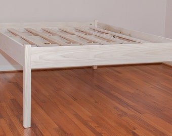 Elevated  Queensize bed- Up to 20 inches Clearance