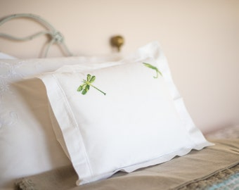 Dragonfly Baby Pillowcase