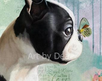 Butterfly Dreams - Fine Art Print