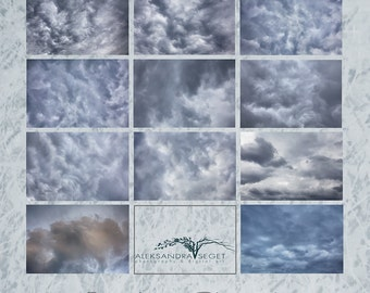 Cloudy sky, Photo overlays, clouds photoshop, sky texture, dramatic sky layers, clouds effect, realistic sky, nature sky,  dramatic sky