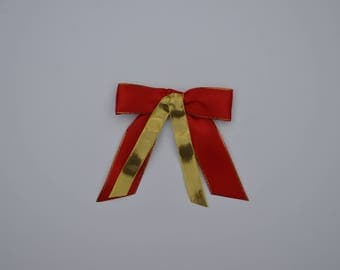 Small bow for gift and Christmas tree in, Available in 4 colors