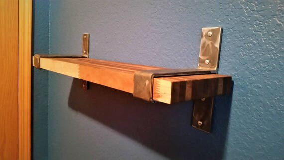metal shelf brackets industrial shelf brackets heavy duty. Black Bedroom Furniture Sets. Home Design Ideas