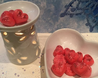 Winter Fireside Highly Fragranced Soy Wax Melts