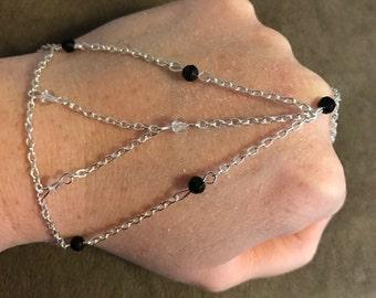 Wrist to Ring Bracelet