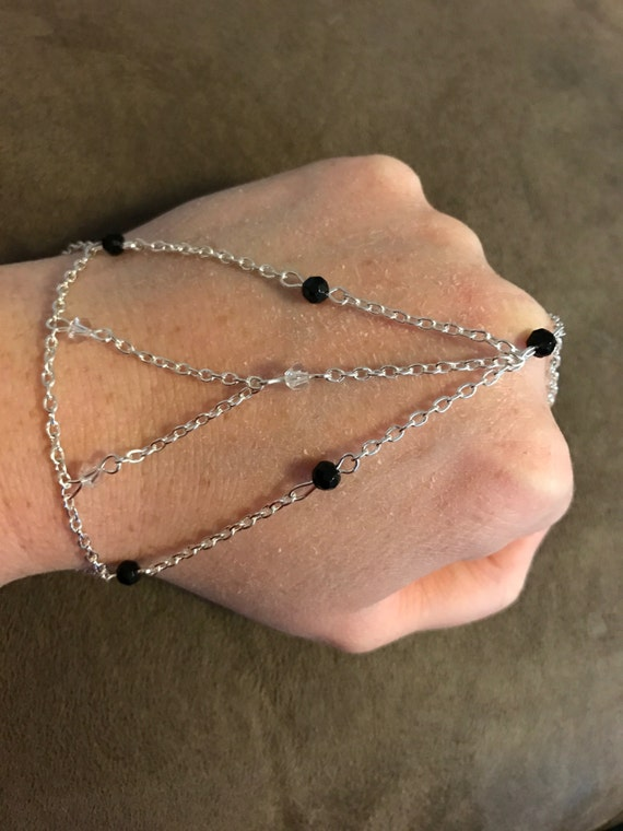 Items Similar To Wrist To Ring Bracelet On Etsy. Bad Watches. Elephant Charm Bracelet. Padparadscha Sapphire. Cheap Diamond Bands. Trio Bands. Bow Tie Chains. Mens Diamond Necklace Chains. Sapphire Necklace
