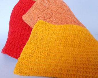 Square cotton cloths