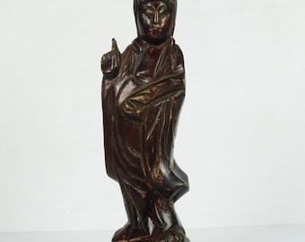 Statuette, wooden statue, figurine