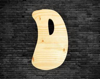 Wood - D letters