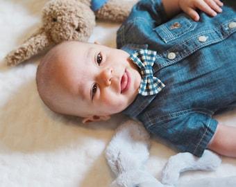 Check Bow Tie | Bow Tie For Baby Boy | Baby Boy Tie | Ties | Boys Accessories
