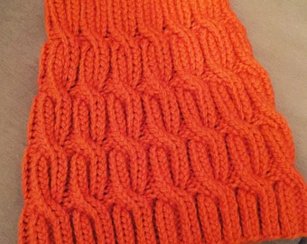 Figure 8 Cowl - Orange