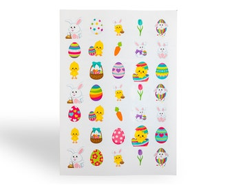 Easter Gloss Sticker Sheet