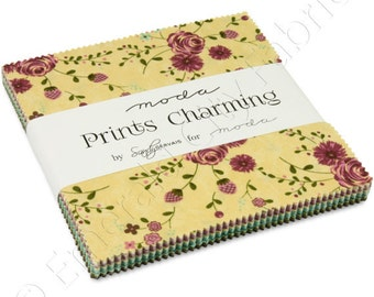 Prints Charming by Sandy Gervais for Moda Fabrics
