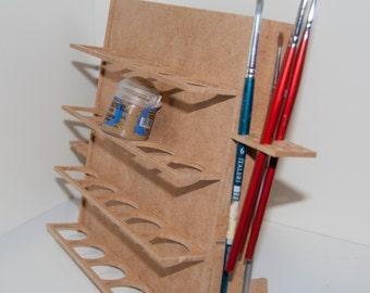 Vertical Paint Rack Holder for Citadel Warhammer Paints