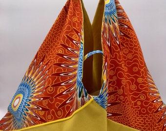 Origami WAX reversible bag
