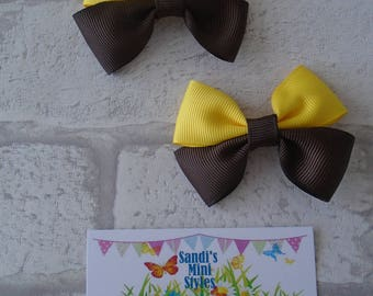 Brownies hair accessories, brownies clips brownies hair ties brownies bobbles brownies hair clip brownies accessories