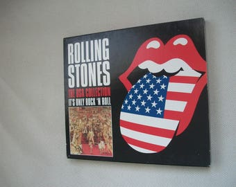 "Rolling Stones The USA Collection ""It's Only Rock 'N Roll"" CD"