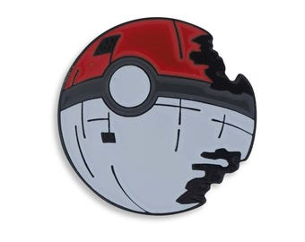 Pokeball Deathstar