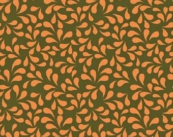 "Studio e   ""Flourish""     Premium Cotton Fabric     2- Remnants"