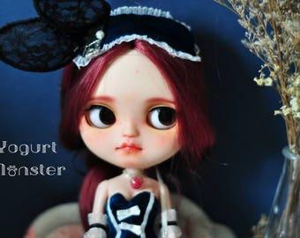 ooak customer Icy doll - Donna - by yogurt monster