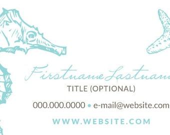 Business Card - SeaLife