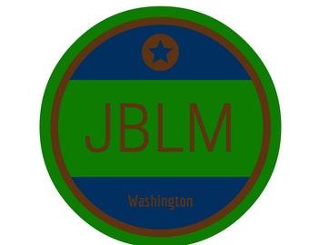 JBLM AFB Sticker