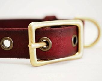 Personalized Dog Collar, Dog Collar, Dog Collar Leather, Leather Collar, Leather Dog Collar, Pet Gifts, Dog Collar Personalized, FREE ID TAG