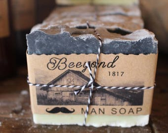 MAN Soap Process Soap
