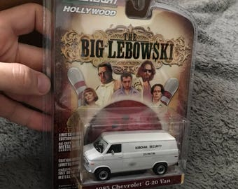 The Big Lebowski 1985 Chevrolet G-20 Van