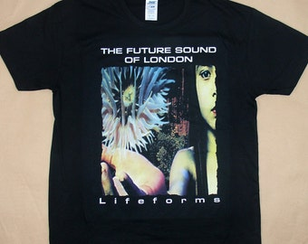 The Future Sound Of London, Lifeforms, T-shirt 100% Cotton