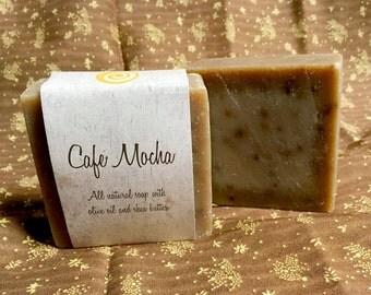 Cafe Mocha Handmade Soap