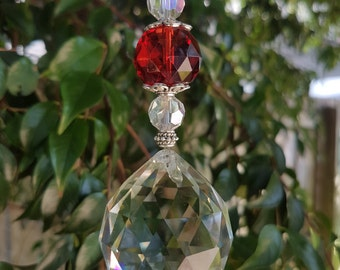 Belle of the Ball Suncatcher
